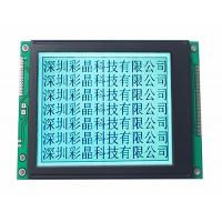 Buy cheap Sunlight readable stn yellow green cob 240x160 graphic lcd module with led backlight used for instrument and meter from wholesalers