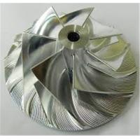 Buy cheap Marine Ship Turbo Compressor Wheel , Holset Compressor Wheel Forward Rotation product