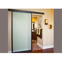 Buy cheap Impact Resistant Decorative Tempered Glass 4mm Thickness Frosted Safety Glass from wholesalers