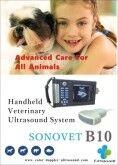 Cheapest Veterinary ultrasound scanner EW-B10V with Convex probe C3.5R60 for Abdominal and reproduction Manufactures