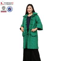 Buy cheap 2018 traditional hottest elegant fancy long chinese winter women coat from wholesalers