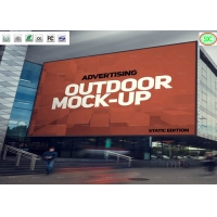 Buy cheap Large Outdoor Shopping Mall Street Advertising LED Billboard P8 LED Sign from wholesalers