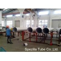 Buy cheap UNS S32760 Duplex Welded Stainless Steel Tube , EFW Gas Welding Stainless Steel Tubing from wholesalers