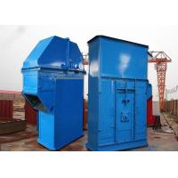 Buy cheap Low Speed Chain Cement Bucket Elevator High Lifting Height Large Capacity from wholesalers