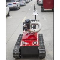 Wholesale CE Approval Fire Rescue Equipment /  Fire Fighting Robot Working Time 5h from china suppliers