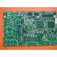 Buy cheap 2 Layers 0.2mm Immersion Silver Printed Circuit FR4 Custom PCB Boards for Hard Drive from wholesalers