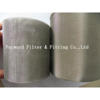 China Niobium Wire Woven Metal Mesh Used For High Temperature Heating Element on sale