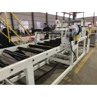 Buy cheap 600mm Soft Rigid PVC Sheet Making Machine Thermoforming Sheet Line 560kg/H Max Capacity from wholesalers