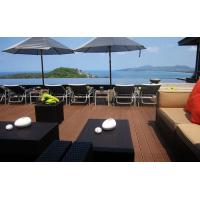 Buy cheap Impact Resistant WPC Deck Flooring With Engineered Flooring / Outdoor Decking Type from wholesalers