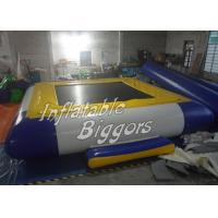 Buy cheap Water Amusement Park Inflatable Water Game Promotion , Blow Up Inflatable Toys from wholesalers