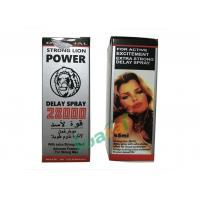 Buy cheap STRONG LION 28000 Delay Spray Male Delay Cream To Prevent Premature Ejaculation from wholesalers