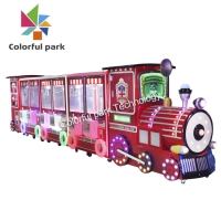 Buy cheap Little train with 4 player high quality claw crane machine Gift Prize Stuffed Toys Crane Arcade Machine for Sale from wholesalers