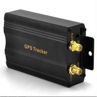 Buy cheap Car / Vehicle GPS Trackers with GPS+LBS Double Tracking Solution Via SMS / Web Platform from wholesalers