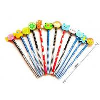 Buy cheap Number 2 Personalized Colored Pencils With Eraser For kids from wholesalers