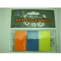 China 3 Color Removable Customized Sticky Notes on sale