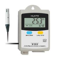 External Sensor Temperature Humidity Data Logger For Pharmacy / Wardhouse