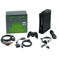 Buy cheap Microsoft Xbox 360 Elite System - Game console - black - 120 GB from wholesalers