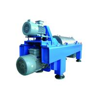 Buy cheap Starch Classification And Dehydration Decanter Centrifuge Separator Low Noise from wholesalers