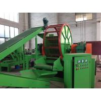 Wholesale Plastic Blocks Tire Grinding Machine , Tire Recycling Machinery from china suppliers