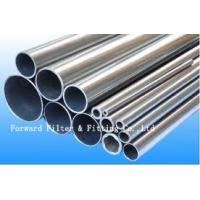 China Decorative Carbon / Stainless Steel Welded Pipe / Stainless Steel Exhaust Pipe on sale
