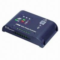 Buy cheap 12/24V Auto DC Solar Charge Controller with 30A Charge Current and PWM Charge Mode, CE-approved from wholesalers