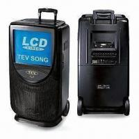 Buy cheap Portable Wireless PA Systems, Suitable for Business Presentation and Act as Teaching Media from wholesalers