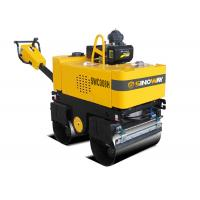 Buy cheap SWCC008H Building Construction Equipments Hydraulic Walk Behind Vibratory Road Rollers from wholesalers