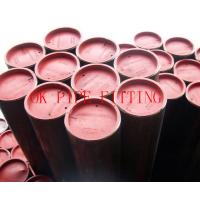 Buy cheap ISO 2938Seamless steel mechanical tubes, material 20MnV6 (MW 450) from wholesalers