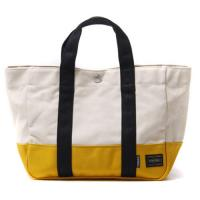 Buy cheap White Monogrammed Custom Canvas Tote BagsFor Ladies 46 * 36 * 10 cm from wholesalers