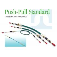 Buy cheap Durable Push Pull Control Cable , Customized Automotive Control Cable Assembly from wholesalers