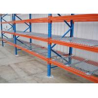 Buy cheap 1000 Kgs/ Level Heavy Pallet Racking Wire Mesh For Pallet Racking ISO9001 Certificated from wholesalers