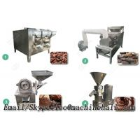 Buy cheap Good Quality Cocoa Powder Grinding Machine Cocoa Powder Production Line Cacao Powder Making Machine from wholesalers