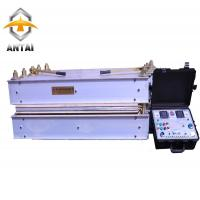 Buy cheap Water Cooled Conveyor Belt Vulcanizing Machine , Rubber Hydraulic Press 11.2kw from wholesalers