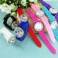 Buy cheap Fashion Watch Jelly Watches Geneva Watch Silicone Watch Candy Watch from wholesalers