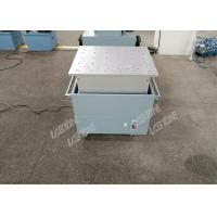 Buy cheap Mechanical Vibration Shaker Table For Carton Packaging Vibration Testing Equipment from wholesalers