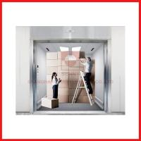Buy cheap Goods High Speed Elevator Large Space Load 1000 - 5000kg 0.5 - 1.0 M/s from wholesalers