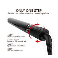 Buy cheap Household hair Straightener made in china ceramic hair straightener 2 In 1 Professional Hair Straightener & Curling Iron from wholesalers
