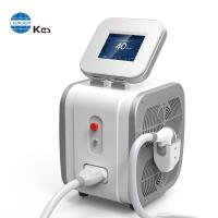 Buy cheap Powerful 808 Laser Hair Removal Device / Tri Wavelength 808nm Hair Removal product