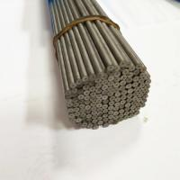 Buy cheap High Wear Resistance Tungsten Carbide Tube, Carbide Rod with ISO certification from wholesalers