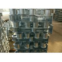 Buy cheap Hot Dipped Galvanized Heavy Duty Steel Grating For Industrial Plant Floor from wholesalers