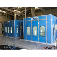 Buy cheap 2x3KW Side Draft Paint Booth WD-200 Double-Intake Centrifugal Fans from wholesalers