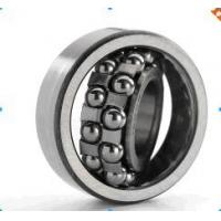 Bore 20mm Brass Cage Double Row Ball Bearings Stainless Steel Bearing 1204C3