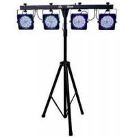 Buy cheap 110volt AC 4 IN 1 RGBA LED lightweight DMX LED stage lighting systems from wholesalers