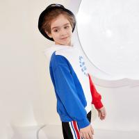Buy cheap New Model Latest Design Boys High Quality Pullover Hoodie with Printed Pattern Age 4-10 from wholesalers