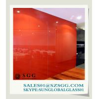 Buy cheap Lacquered glass 3-19mm from wholesalers