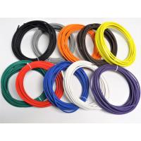 GXL Automotive 18 Gauge Insulated Wire High Safety With Bare Copper Conductor