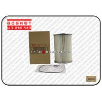 Buy cheap 8982744870 8-98274487-0 Oil Filter Element For ISUZU 6HK1 Truck Accessories from wholesalers