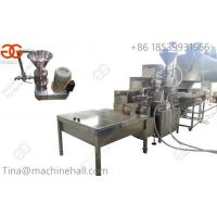 Buy cheap Hot selling sesame butter making machine for sale /sesame butter production line product