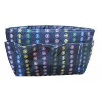 Buy cheap Durable Travel Cosmetic Bags Handbag Pocket Insert Various Size / Colors from wholesalers