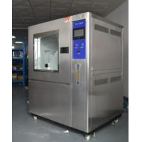 Buy cheap LED Light Environment Powdered Cement Sand Ddust Test Machine Chamber Equipment from wholesalers